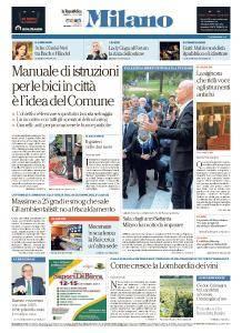 la Repubblica Milano - 14 Ottobre 2017