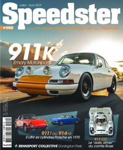 Speedster - septembre 2019