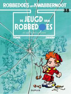 "Strip - ""Robbedoes En Kwabbernoot - 38 - De Jeugd Van Robbedoes cbr"