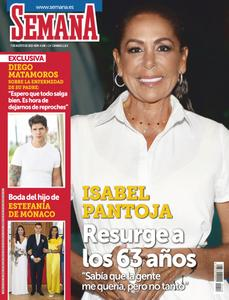 Semana España - 07 agosto 2019