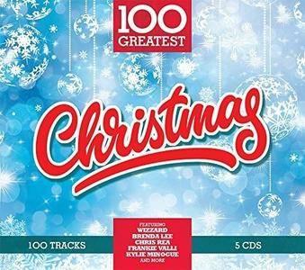 VA - 100 Greatest Christmas (2017)