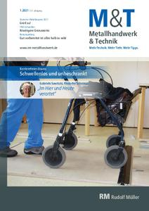 M&T Metallhandwerk - Dezember 2020