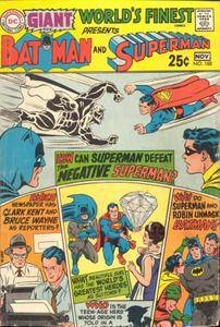 For tea - Worlds Finest Comics 188 cbr
