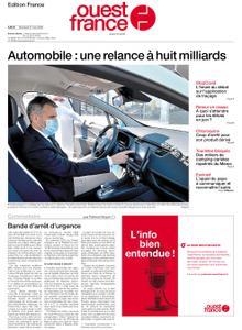 Ouest-France Édition France – 27 mai 2020