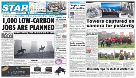 Shropshire Star Shrewsbury Edition – July 06, 2019