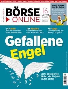 Börse Online – 16. April 2020