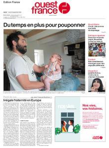 Ouest-France Édition France – 24 septembre 2020