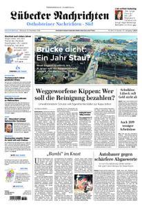 Lübecker Nachrichten Ostholstein Süd - 19. Dezember 2018