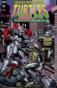 Teenage Mutant Ninja Turtles-Urban Legends 023 2020 Digital BlackManta