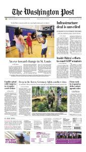 The Washington Post - August 2, 2021