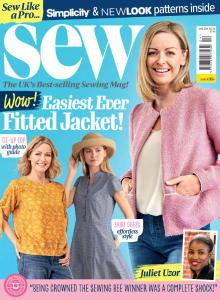 Sew - Issue 124 - June 2019