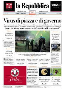la Repubblica - 27 Ottobre 2020