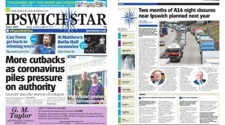 Ipswich Star – October 27, 2020