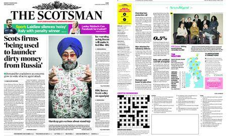 The Scotsman – March 19, 2018