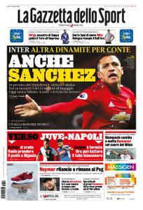 La Gazzetta dello Sport Roma – 28 agosto 2019