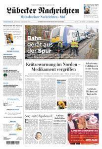 Lübecker Nachrichten Ostholstein Süd - 16. November 2017