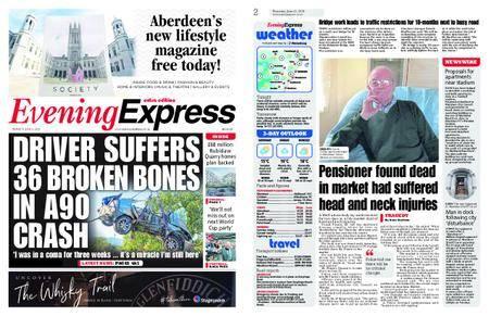 Evening Express – June 14, 2018