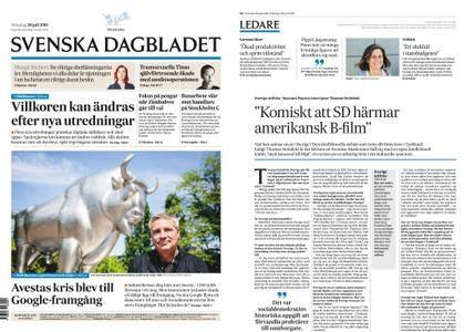 Svenska Dagbladet – 30 juli 2018