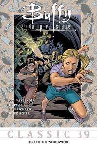 Buffy the Vampire Slayer Classic 039 Out of the Woodwork 2012 digital