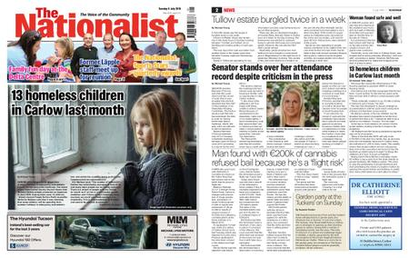 The Nationalist – July 09, 2019