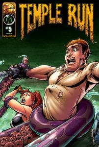 Ape Entertainment-Temple Run No 05 2013 Hybrid Comic eBook