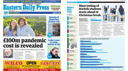Eastern Daily Press – December 01, 2020