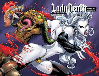 Lady Death - Apocalypse 003 2015 7 covers only Digital