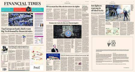Financial Times Europe – 05 February 2018