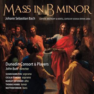 Dunedin Consort, John Butt - J.S. Bach: Mass in B Minor (2010) [Official Digital Download 24/88]