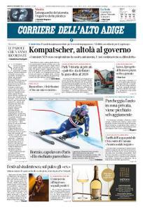 Corriere dell'Alto Adige – 28 dicembre 2019