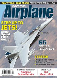 Model Airplane News - May 2020
