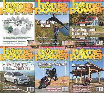 Home Power Magazine - Full Year 2017 Issues Collection