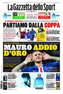 La Gazzetta dello Sport Bergamo – 30 maggio 2020