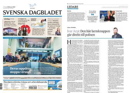 Svenska Dagbladet – 08 februari 2020