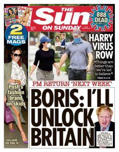 The Sun UK - 19 April 2020