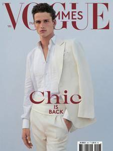 Vogue Hommes English Version - November 2018