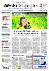 Lübecker Nachrichten Ostholstein Süd - 20. März 2019
