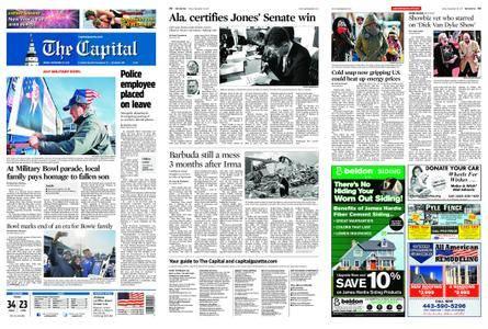 The Capital – December 29, 2017