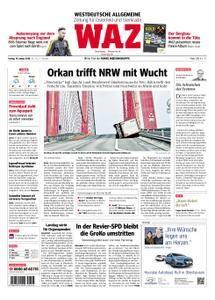 WAZ Westdeutsche Allgemeine Zeitung Oberhausen-Sterkrade - 19. Januar 2018
