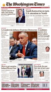 The Washington Times - 18 September  2019