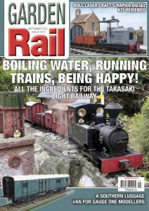 Garden Rail - Issue 325 - September 2021