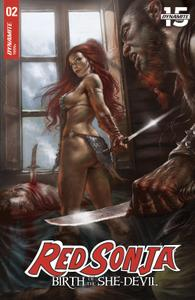 Red Sonja-Birth of the She-Devil 002 2019 3 covers digital The Seeker