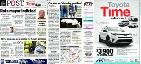 The Guam Daily Post – September 04, 2018