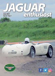 Jaguar Enthusiast - July 2021