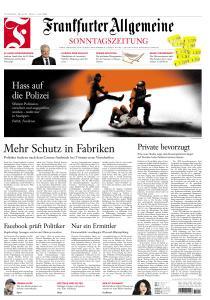 Frankfurter Allgemeine Sonntags Zeitung - 28 Juni 2020