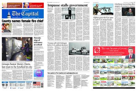 The Capital – December 22, 2018