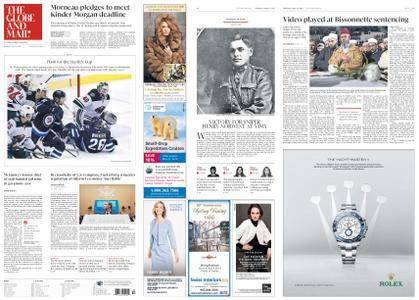The Globe and Mail – April 12, 2018
