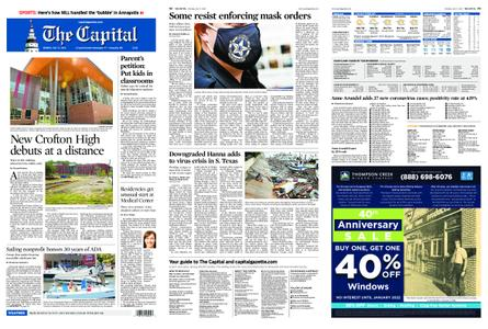 The Capital – July 27, 2020