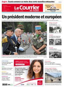 Le Courrier de l'Ouest Cholet – 04 décembre 2020