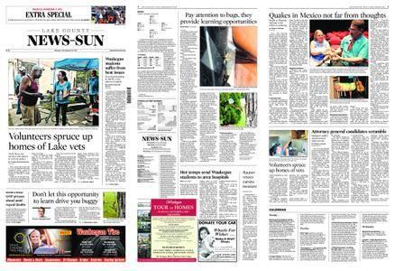 Lake County News-Sun – September 25, 2017